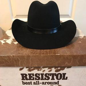 Stetson-Style Cowboy Hat